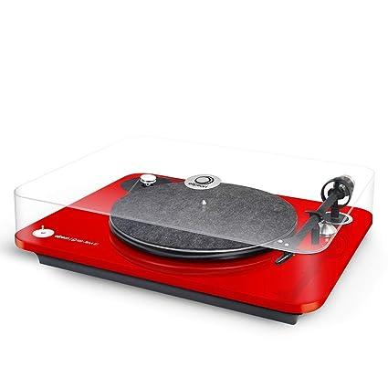 Elipson Omega 100 RIAA BT - Tocadiscos (Tocadiscos de tracción por ...