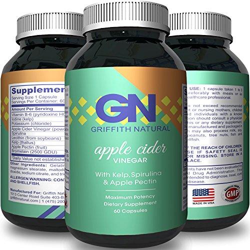 Apple Cider Vinegar Supplement Metabolism product image
