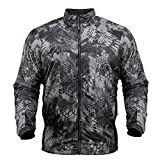 Kryptek Men's Insulated Waterproof Kratos II Jacket, Typhon, X-Small