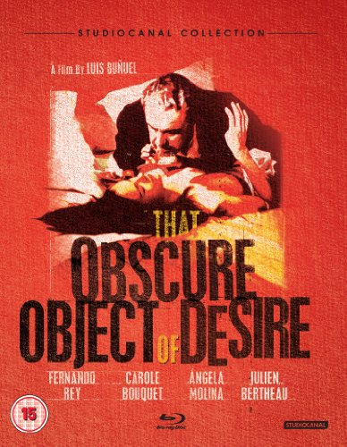 - That Obscure Object Of Desire (StudioCanal Collection) [Blu-ray] [1977]
