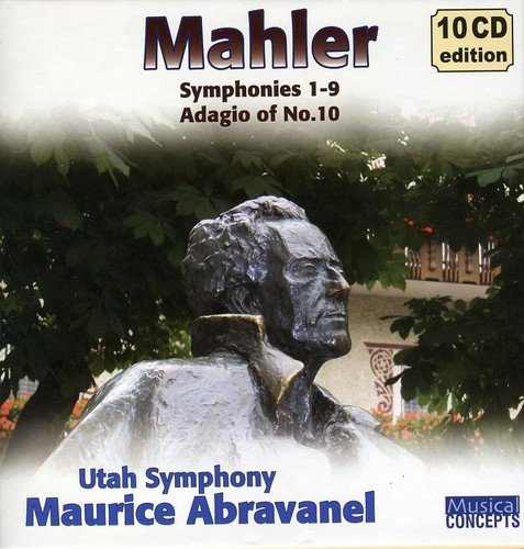 Symphonies 1-9 [Importado]