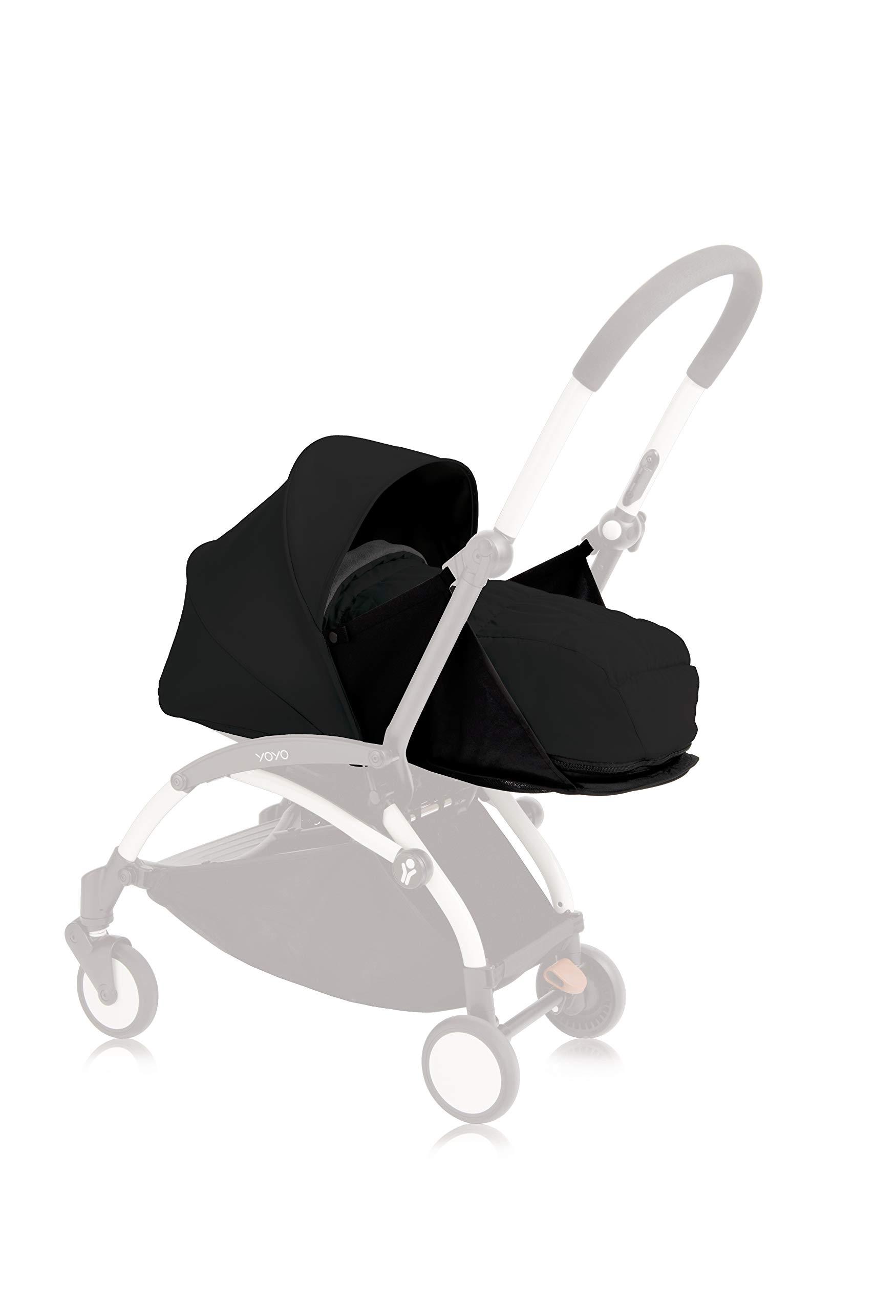 BabyZen YOYO+ 0+ Newborn Pack - Black