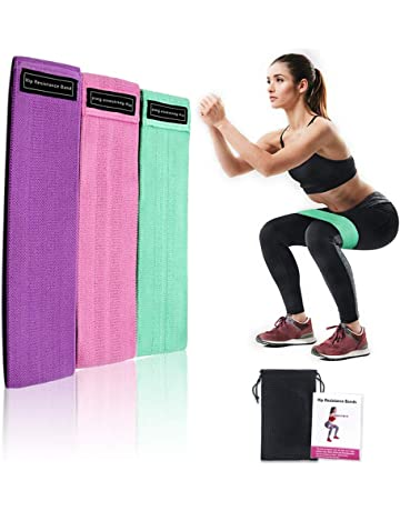 Bande /Élastique De Remise en Forme pour Courroie De Yoga Pilates Bande De Yoga 8 Sections pour Le R/échauffement du Corps