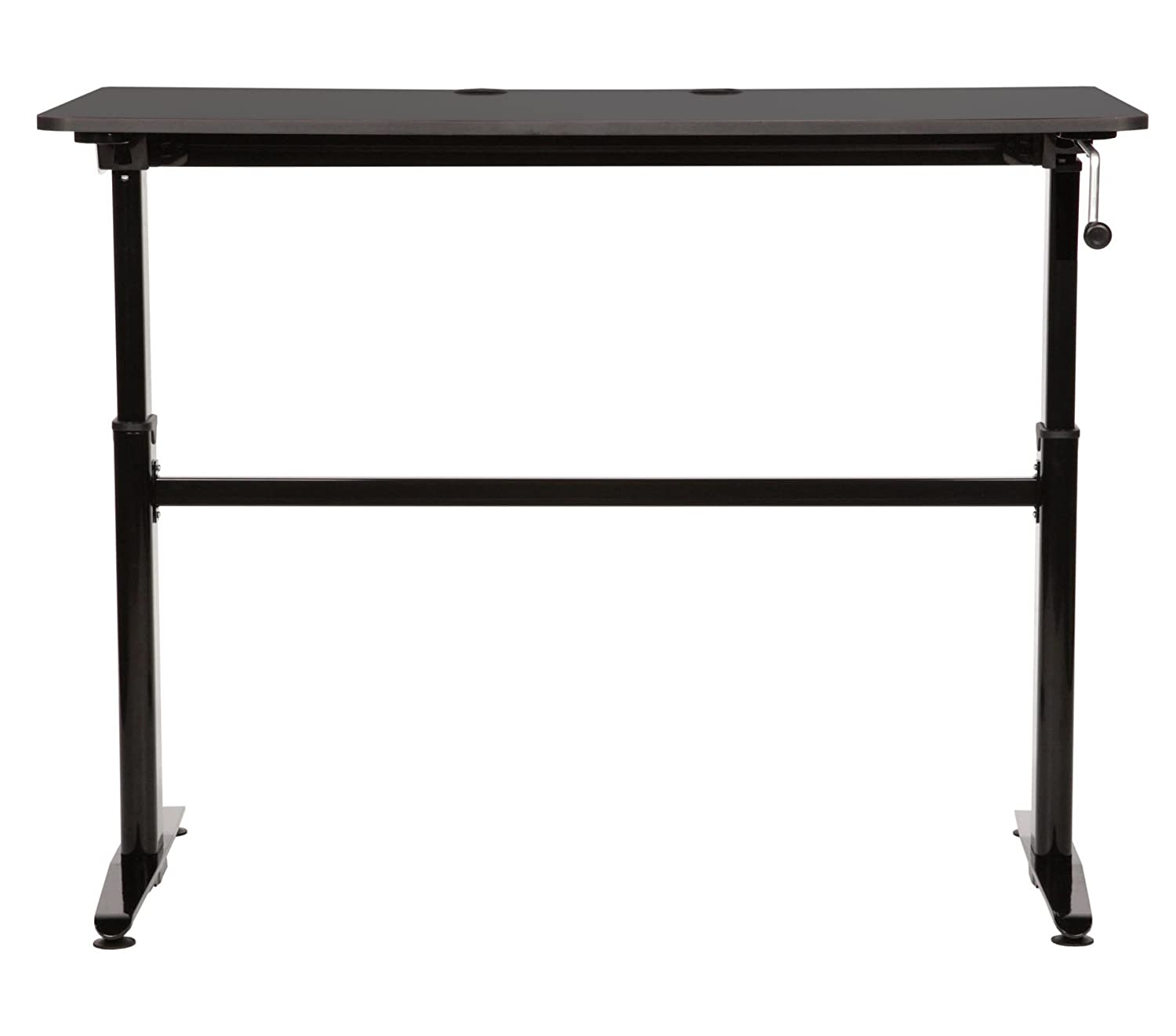 cool living stand up desk made of light weight