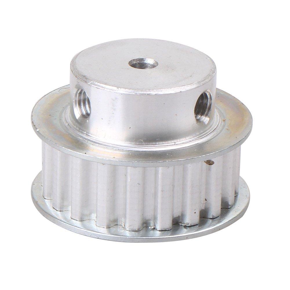 GZYF Timing Belt Pulleys 4mm Bore XL20T Teeth for 3D Printer 10mm Width Timing Belt