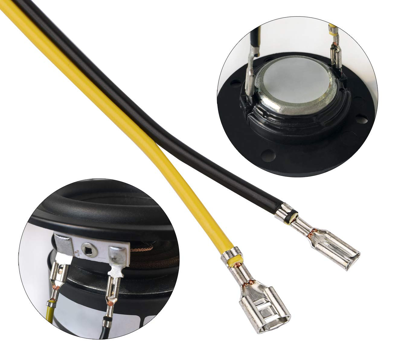 10x Electrical Cable Connectors Wire Terminals Crimp Fast Quick Splice Lock JB