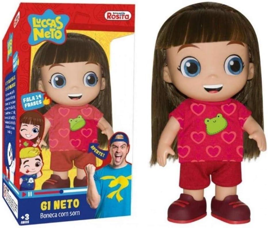 Boneca Gi, da Rosita
