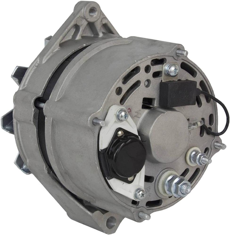 Rareelectrical New Alternator Compatible With Case Loader 580k 580l 590ck 590l 621 680l By Part Numbers 120488293 Ar187873
