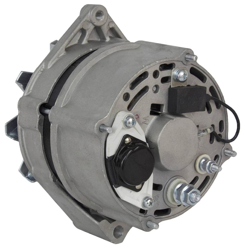 amazon com alternator fits case uni loader 1835b 1835c 1845c rh amazon com Case 1845C Craigslist Case 1845C Skid Steer Drive Chain Schematic