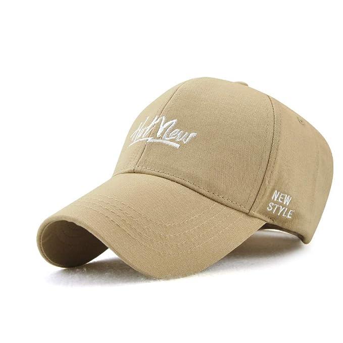 59813f8534160 Taihang Sombrero de béisbol al Aire Libre de la Gorra de béisbol Ajustable  para Hombre del