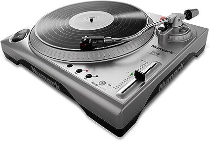 Manual de instrucciones numark ttusb gramófono dj. Descargar en.