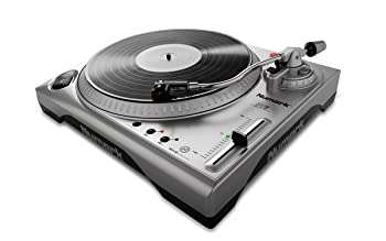 Numark TTUSB | 33 1/3 & 45 RPM Turntable
