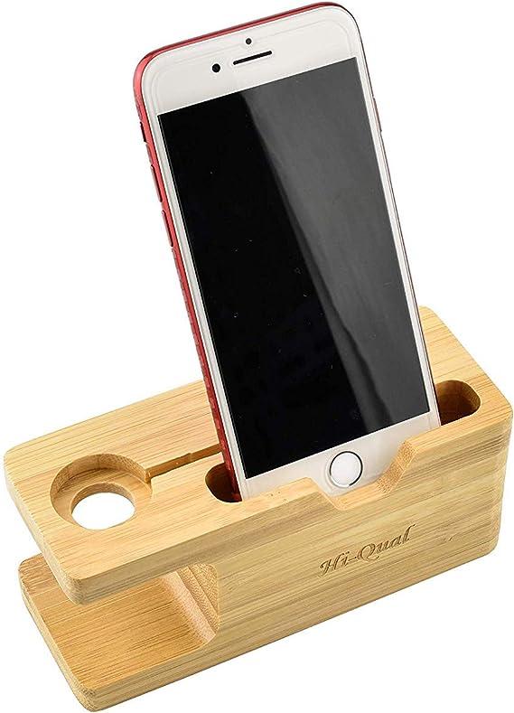 Universal Desktop Cradle cargador dock estaci/ón de carga para Apple iPhone 5//5S//5 C//6//6 Plus//6s//6s Plus Docking estaci/ón de carga