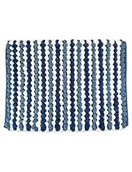 DII Ultra Soft Plush Spa Microfiber Shag Chenille Bath Mat Pl...