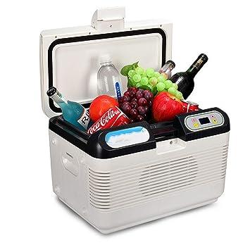 QINAIDI Refrigerador portátil para semiconductores, congelador ...