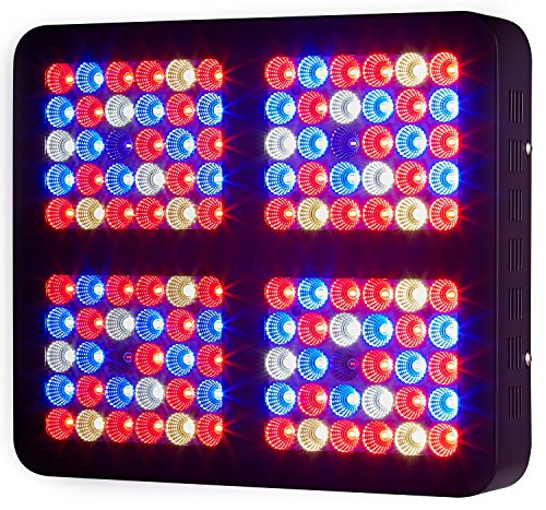 600W LED Plant Grow Light Full Spectrum for Dense Flowers/Hydroponics/Indoor Veg/Greenhouse( 5Wx120pcs - Sunglasses Review House Of