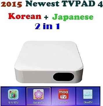 MU 2015 canales HD japonés coreano originales Android TV Box IPTV ...