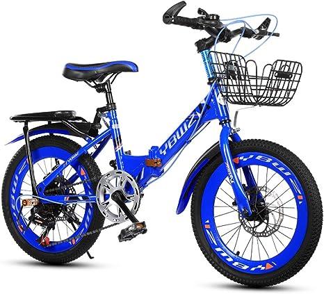 Grimk Btt Bicicleta Plegable niño 18