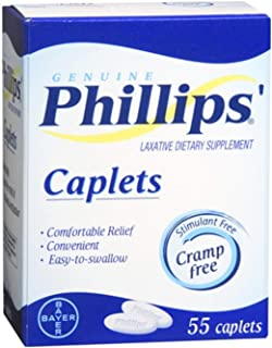 Phillips Caplets 55 Caplets (Pack of ...