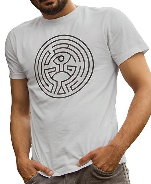 5c9f3754d6b9 Amazon.com  LeRage Shirts Arnolds Maze T-Shirt Westworld Men s  Clothing