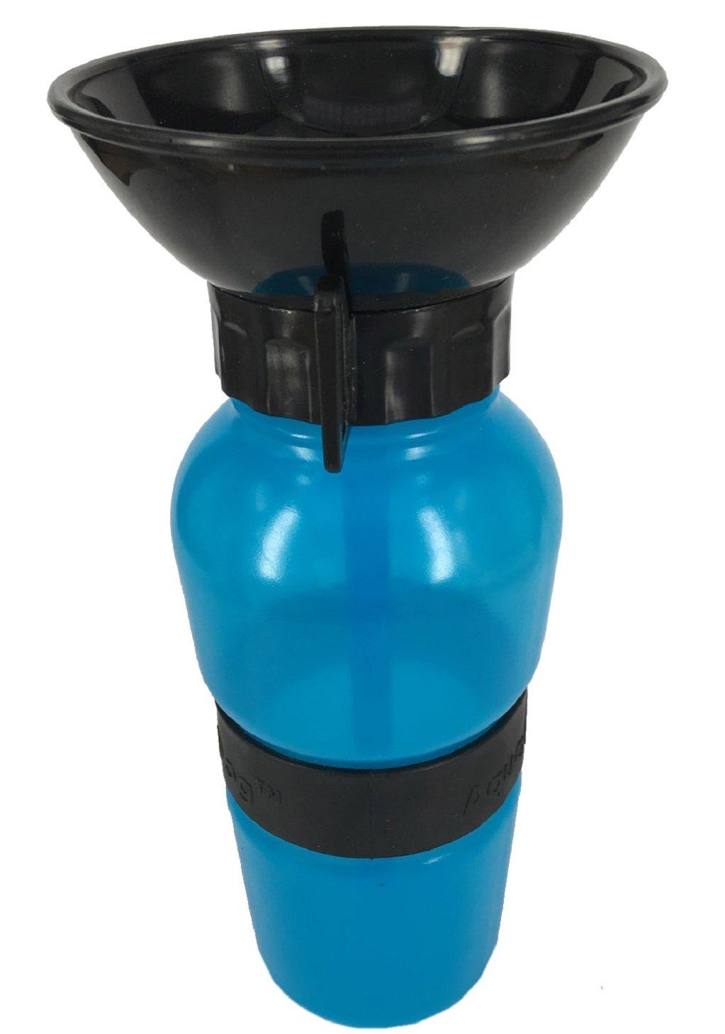 Tuopuda Botellas de Agua Para Perros Portatil Dispensador de Agua Para Mascotas Bebedero Botella Perro Para Viaje: Amazon.es: Hogar