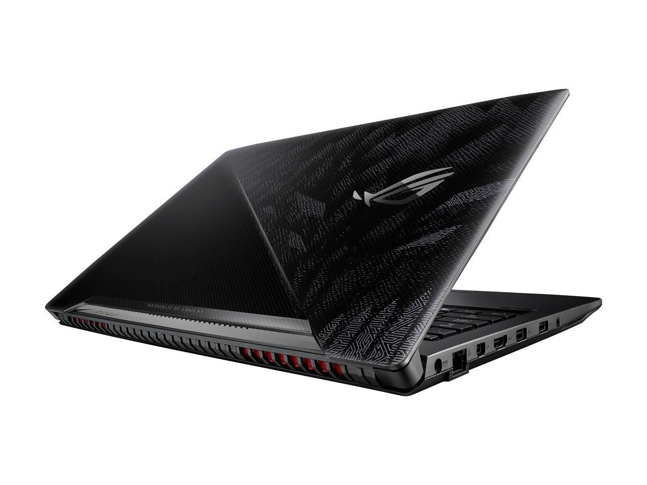 "Amazon.com: ASUS ROG Strix Thin & Light Gaming Laptop | 15.6"" Full HD 
