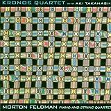 Feldman: Piano and String Quartet