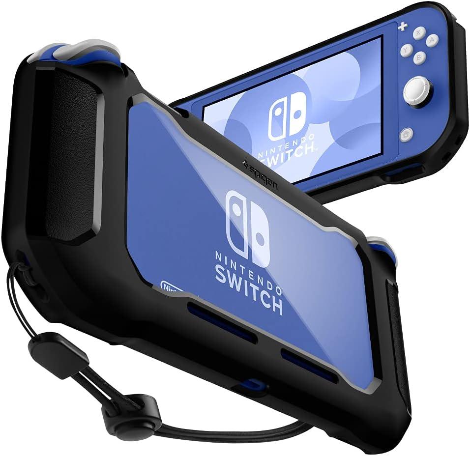 Funda Spigen para Nintendo Switch Lite (2019) Negro mate