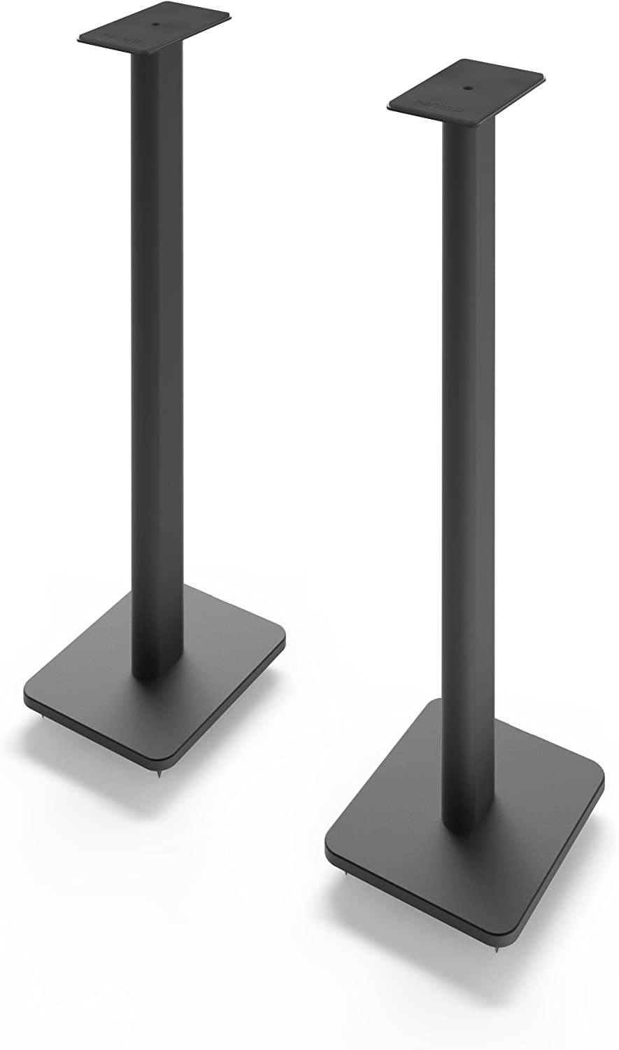 Kanto SP32PL 32 Bookshelf Speaker Stands, Black