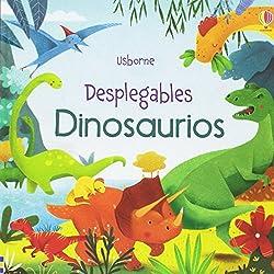 Dinosaurios. Libro desplegable