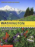 Front cover for the book 100 hikes in the South Cascades and Olympics by Ira Spring