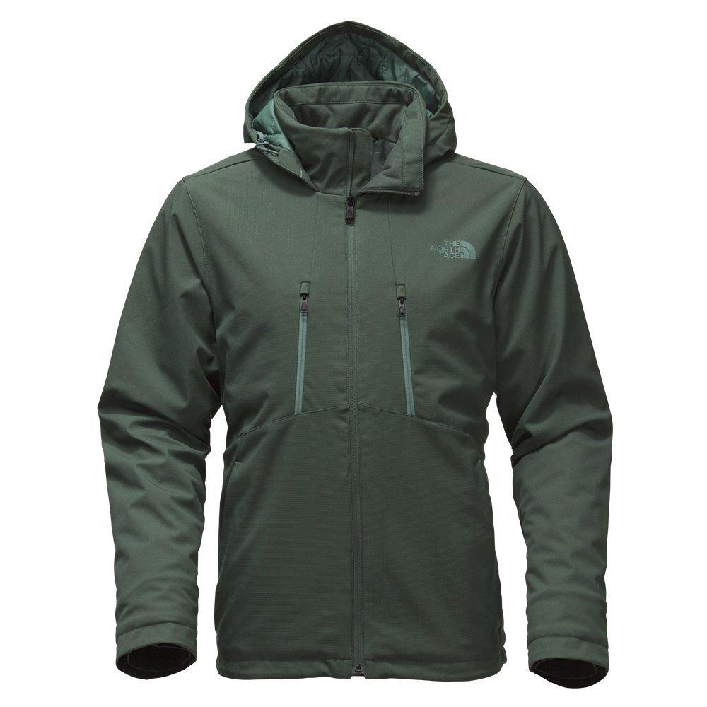 The North Face Men's Apex Elevation Jacket - Darkest Spruce & Darkest Spruce - XXL (Past Season) by The North Face