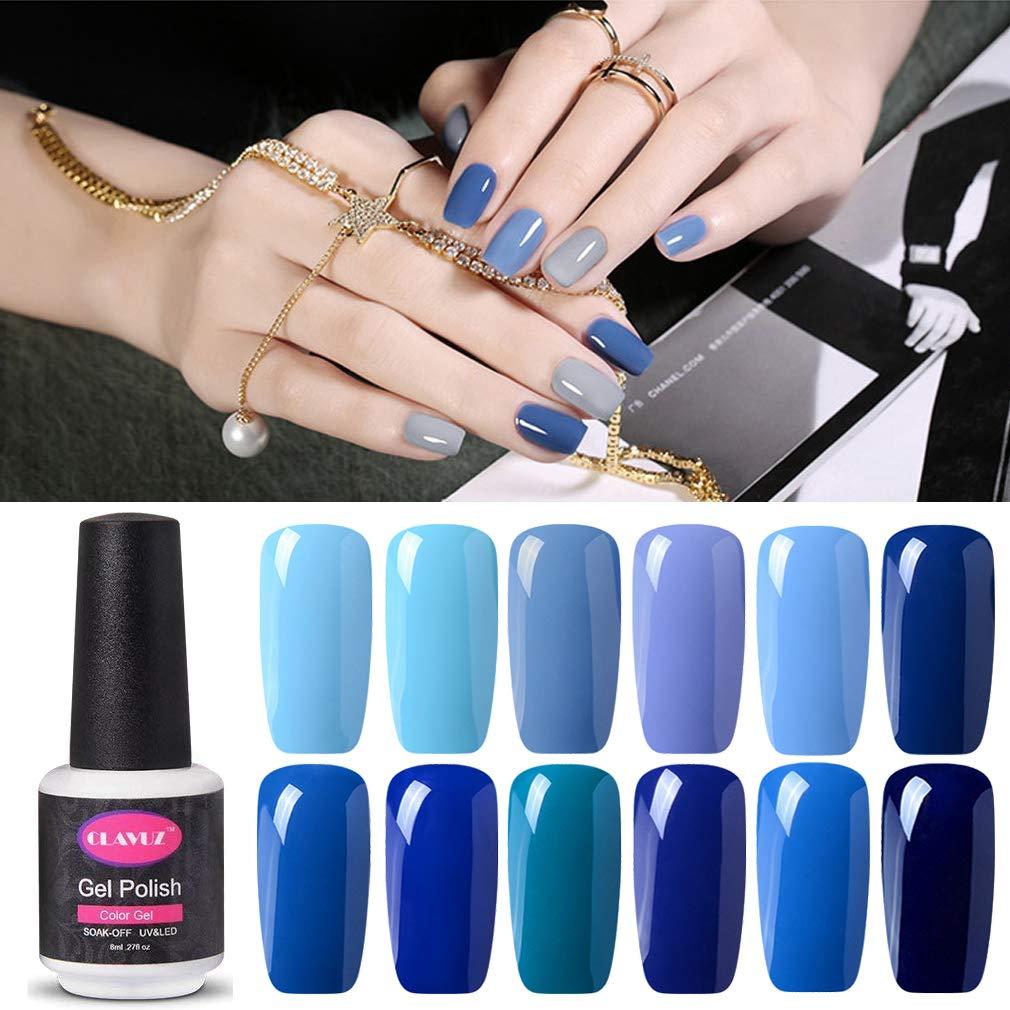 Color Azul Para Uñas Un Reflejo De Lo Que Eres Y Lo Que