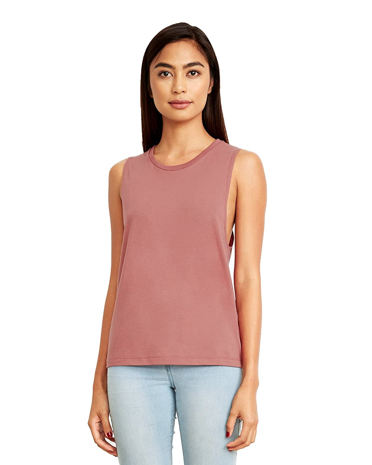 5e09d838 Next Level Womens Festival Muscle Tank (N5013) at Amazon Women's Clothing  store: