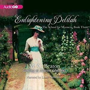 Enlightening Delilah Audiobook