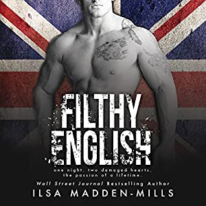 Filthy English Hörbuch