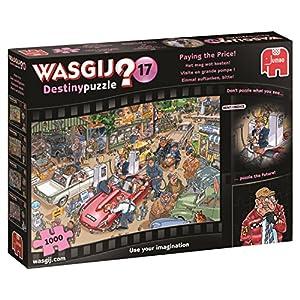 Jumbo 619141 Puzzle Pagando Il Prezzo