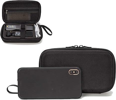 Tineer Bolsa de Almacenamiento de Bolsillo OSMO, Estuche portátil para dji OSMO Pocket Handheld Gimbal Camera Accessory: Amazon.es: Electrónica