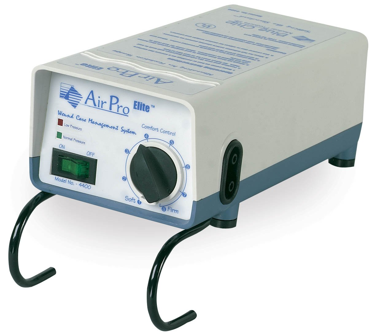 ADJUSTABLE REPLACEMENT PUMP For Blue Chip Medical AIR PRO ELITE Model 4400 & 4810. 8 Comfort Settings PUMP ONLY NO PAD
