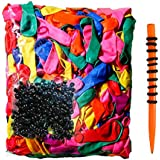 Water Balloons Refill Kit: Refill Your used Straws In a Jiffy - 500 Not Once But 5x With This Party Time Balloon Kit - 5X Fun. Straws not Included!