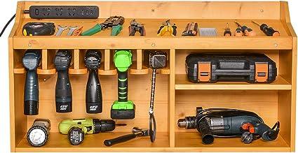Garage Outil Kit De Rangement Outils Ensemble Casiers De Rangement Parfait Pour La Maison Les Abris De Jardin Les Ateliers Ou Les Garages Amazon Fr Bricolage