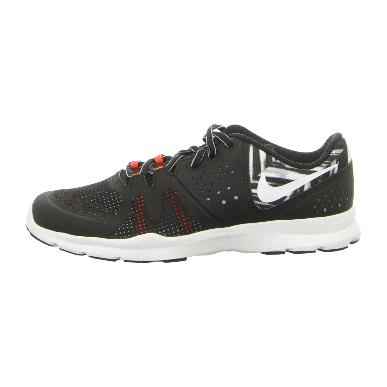 Noir Blanc Nike WMNS Tanjun, Chaussures de Gymnastique Femme Femme  nouvelle marque
