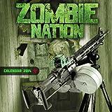 2014 Zombie Nation Calendar