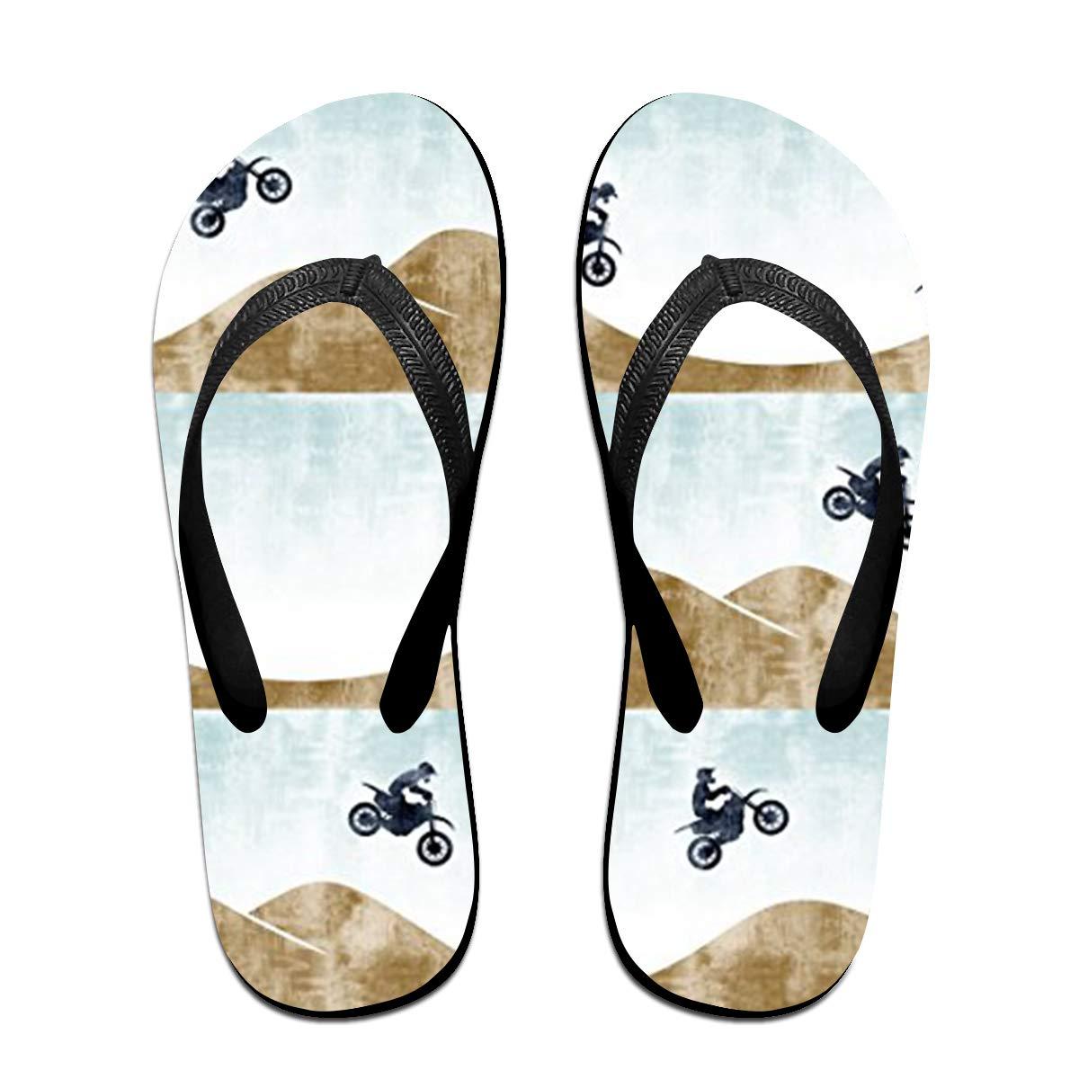 Riding Motor Mens and Womens Light Weight Shock Proof Summer Beach Slippers Flip Flops Sandals