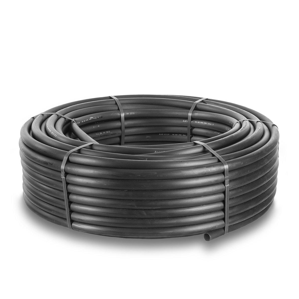 100m PE Rohr 32mm x 1,9mm Verlegrohr Druckrohr für Brauchwasser PN4