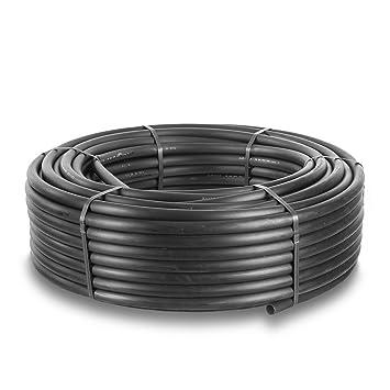 Beliebt 100m PE Rohr 32mm x 1,9mm Verlegrohr Druckrohr für Brauchwasser LD57