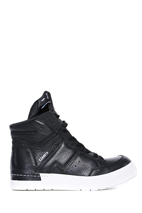 CINZIA ARAIA Sneakers Scarpe Adria Nero Uomo Autunno Inverno Art 975-M-A-2 C d69e5b3fa06