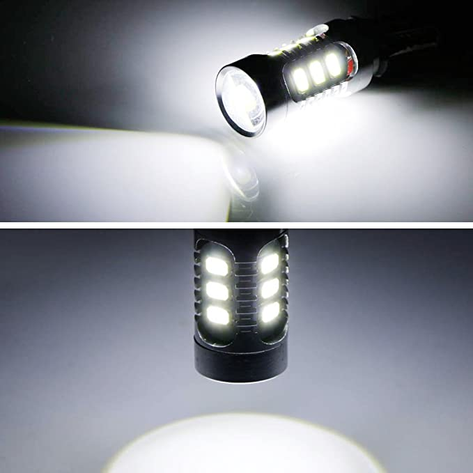Amazon.com: iJDMTOY (2) Super Bright 15-SMD Xenon White CAN-bus LED Backup Reverse Light Bulbs For 2014-2017 BMW 4 Series 420i 428i 435i M4 (F32 F33 F36 ...