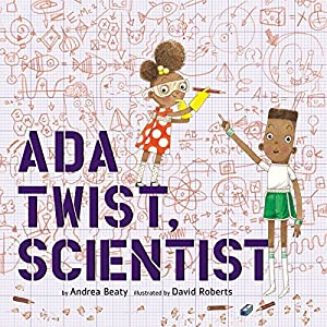 Ada Twist, Scientist Audiobook