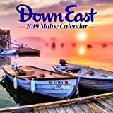 2019 Maine Down East Wall Calendar